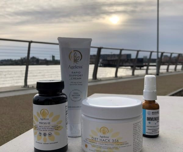 Ageless Labs' CBD Products Full Review