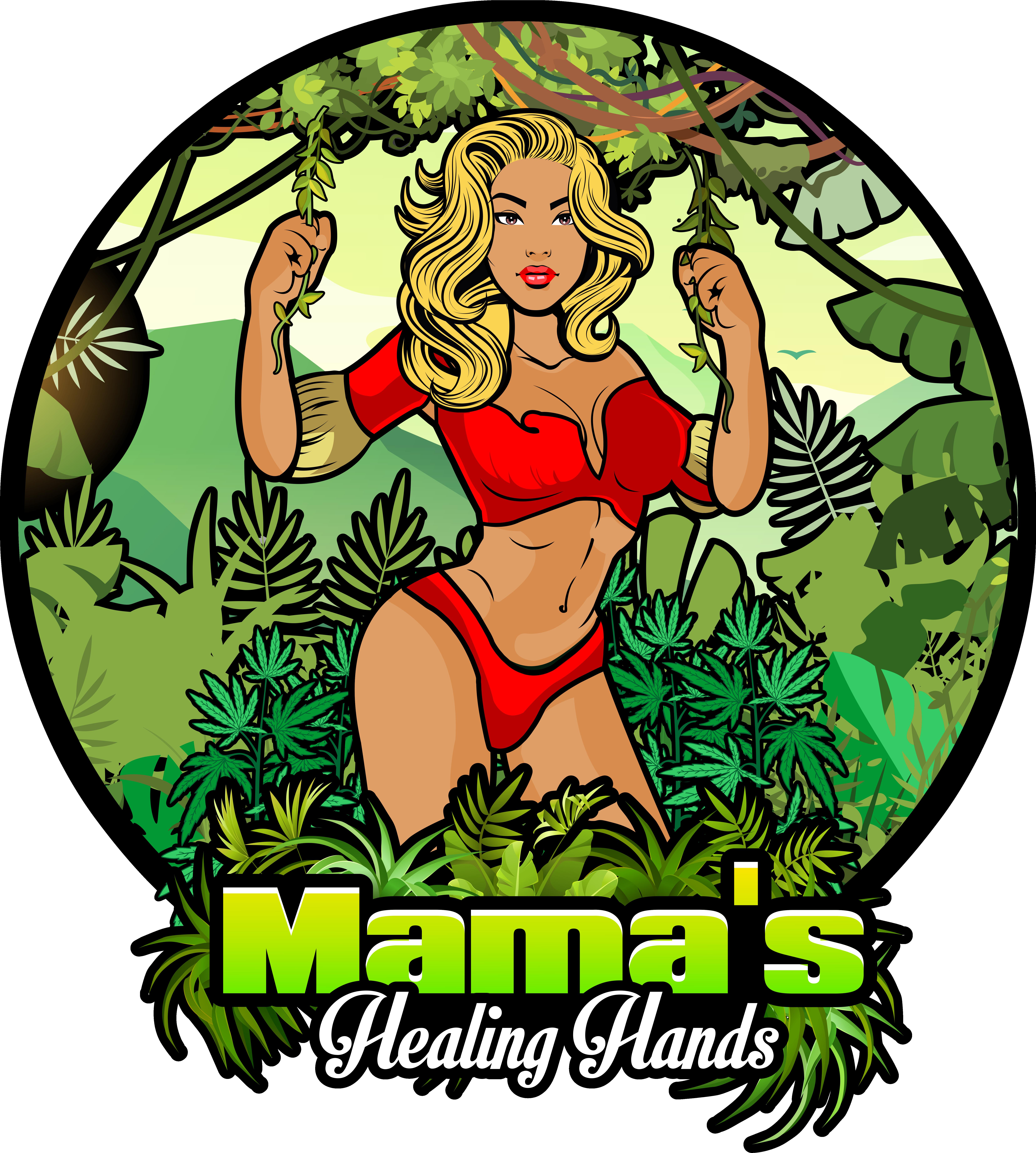 mamashealinghands.com