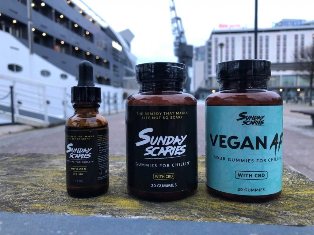 Sunday Scaries CBD Products Review